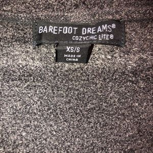 Barefoot Dreams Hooded Cardigan XS/S